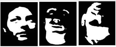 mooney-Gesichter